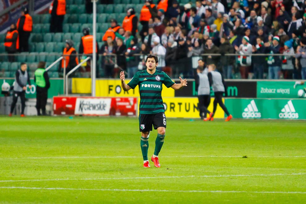 Legia Warszawa 1-0 Górnik Zabrze - fot. Piotr Galas (zdjęcie 20 z 41)