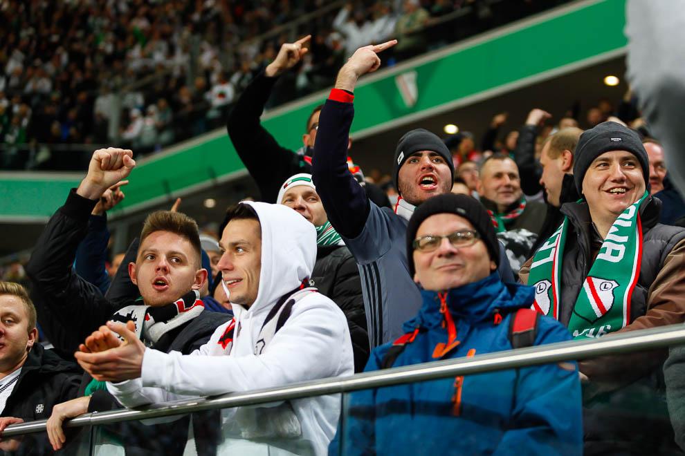 Legia Warszawa 1-0 Górnik Zabrze - fot. Piotr Galas (zdjęcie 21 z 41)