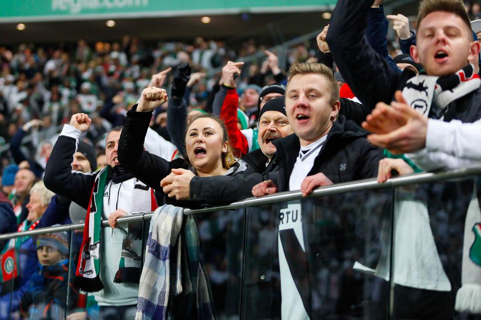 Legia Warszawa 1-0 Górnik Zabrze - fot. Piotr Galas (zdjęcie 22 z 41)