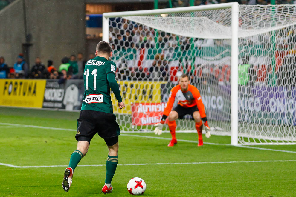 Legia Warszawa 1-0 Górnik Zabrze - fot. Piotr Galas (zdjęcie 23 z 41)
