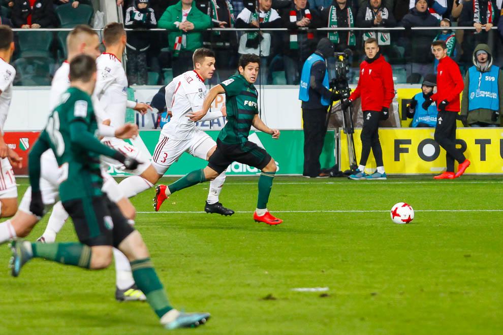 Legia Warszawa 1-0 Górnik Zabrze - fot. Piotr Galas (zdjęcie 24 z 41)
