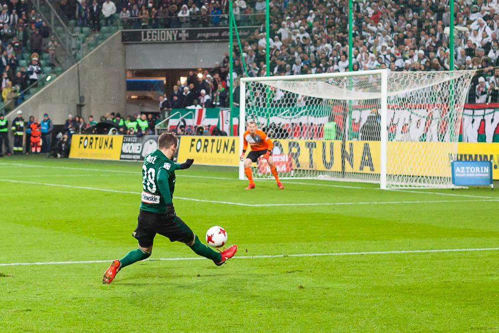 Legia Warszawa 1-0 Górnik Zabrze - fot. Piotr Galas (zdjęcie 27 z 41)