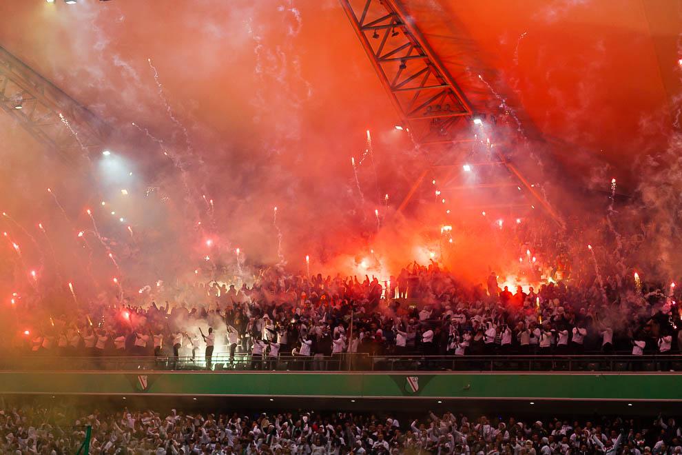 Legia Warszawa 1-0 Górnik Zabrze - fot. Piotr Galas (zdjęcie 28 z 41)
