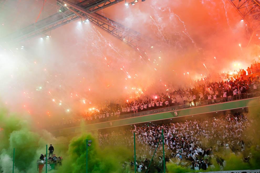 Legia Warszawa 1-0 Górnik Zabrze - fot. Piotr Galas (zdjęcie 31 z 41)