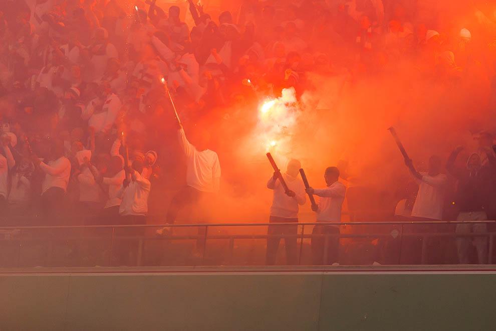 Legia Warszawa 1-0 Górnik Zabrze - fot. Piotr Galas (zdjęcie 33 z 41)
