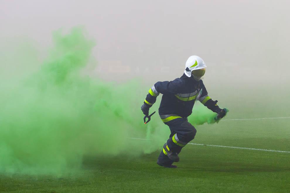 Legia Warszawa 1-0 Górnik Zabrze - fot. Piotr Galas (zdjęcie 35 z 41)