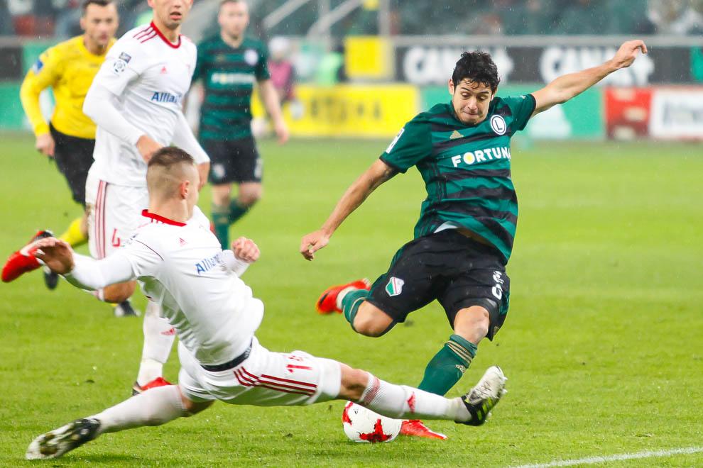 Legia Warszawa 1-0 Górnik Zabrze - fot. Piotr Galas (zdjęcie 37 z 41)