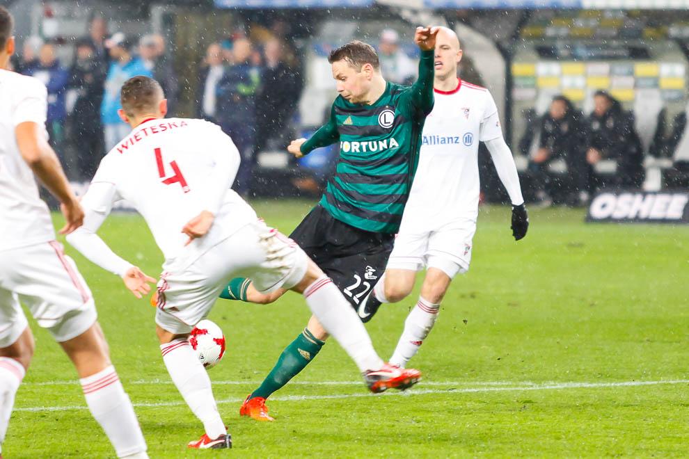 Legia Warszawa 1-0 Górnik Zabrze - fot. Piotr Galas (zdjęcie 38 z 41)