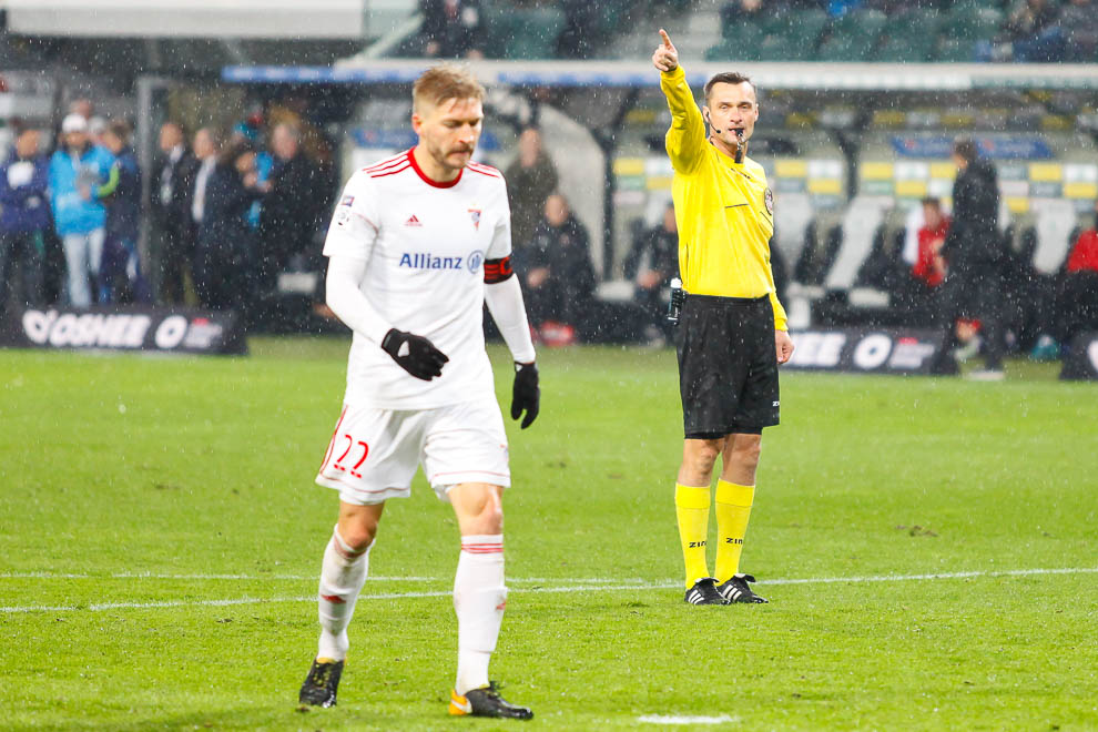 Legia Warszawa 1-0 Górnik Zabrze - fot. Piotr Galas (zdjęcie 39 z 41)