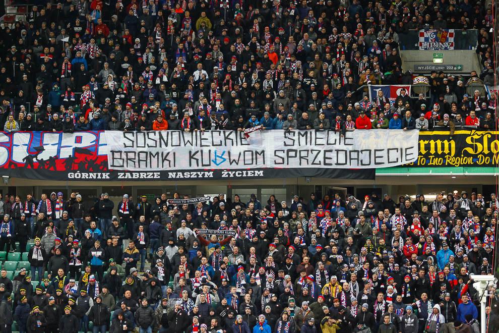 Legia Warszawa 1-0 Górnik Zabrze - fot. Piotr Galas (zdjęcie 4 z 41)