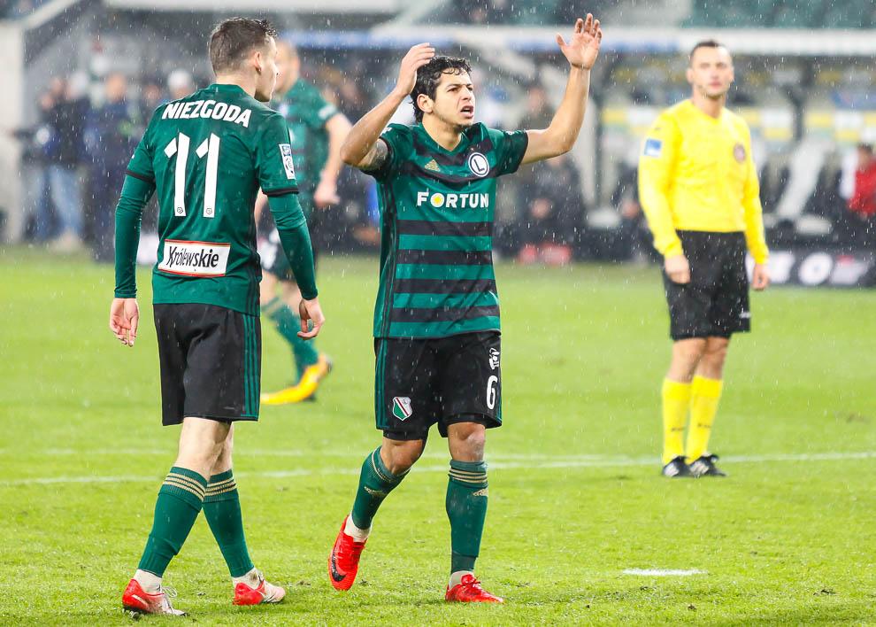 Legia Warszawa 1-0 Górnik Zabrze - fot. Piotr Galas (zdjęcie 40 z 41)