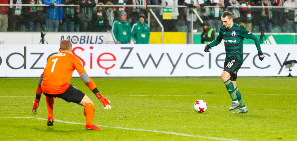 Legia Warszawa 1-0 Górnik Zabrze - fot. Piotr Galas (zdjęcie 41 z 41)