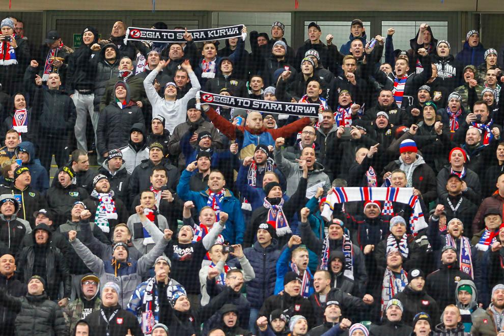Legia Warszawa 1-0 Górnik Zabrze - fot. Piotr Galas (zdjęcie 5 z 41)