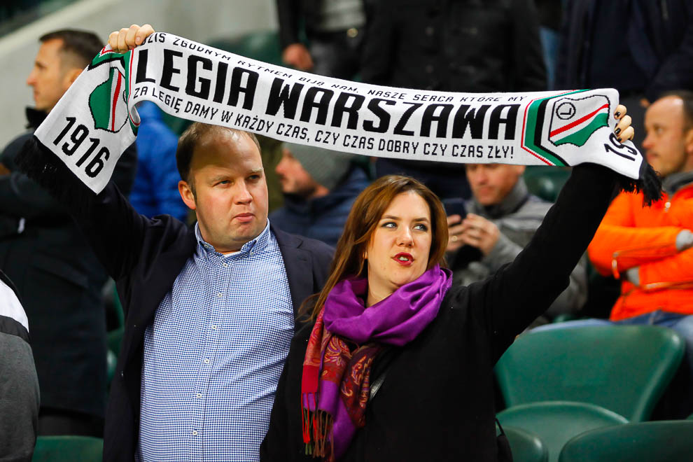 Legia Warszawa 1-0 Górnik Zabrze - fot. Piotr Galas (zdjęcie 6 z 41)