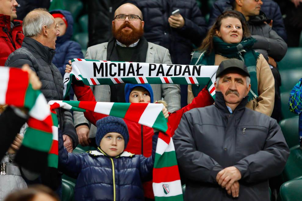 Legia Warszawa 1-0 Górnik Zabrze - fot. Piotr Galas (zdjęcie 7 z 41)