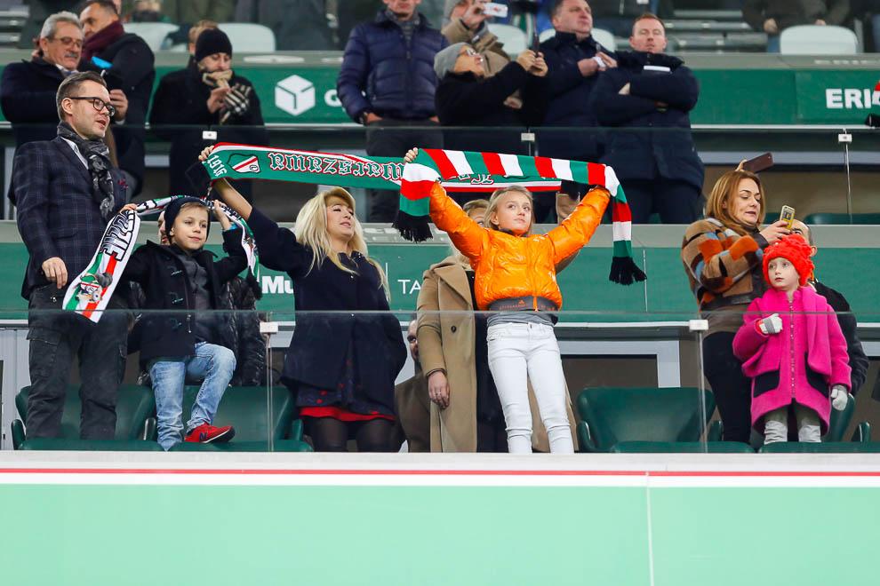Legia Warszawa 1-0 Górnik Zabrze - fot. Piotr Galas (zdjęcie 8 z 41)