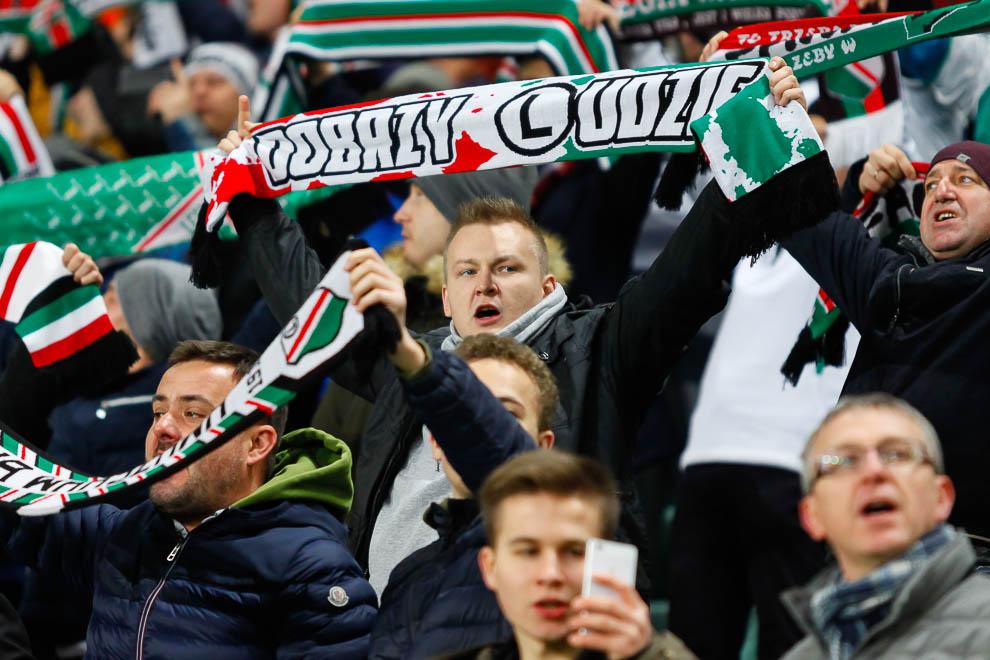 Legia Warszawa 1-0 Górnik Zabrze - fot. Piotr Galas (zdjęcie 9 z 41)
