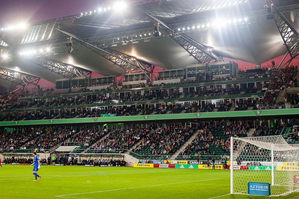 Legia Warszawa 1-0 Lechia Gdańsk - fot. Piotr Galas (zdjęcie 10 z 53)