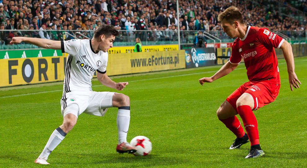 Legia Warszawa 1-0 Lechia Gdańsk - fot. Piotr Galas (zdjęcie 11 z 53)