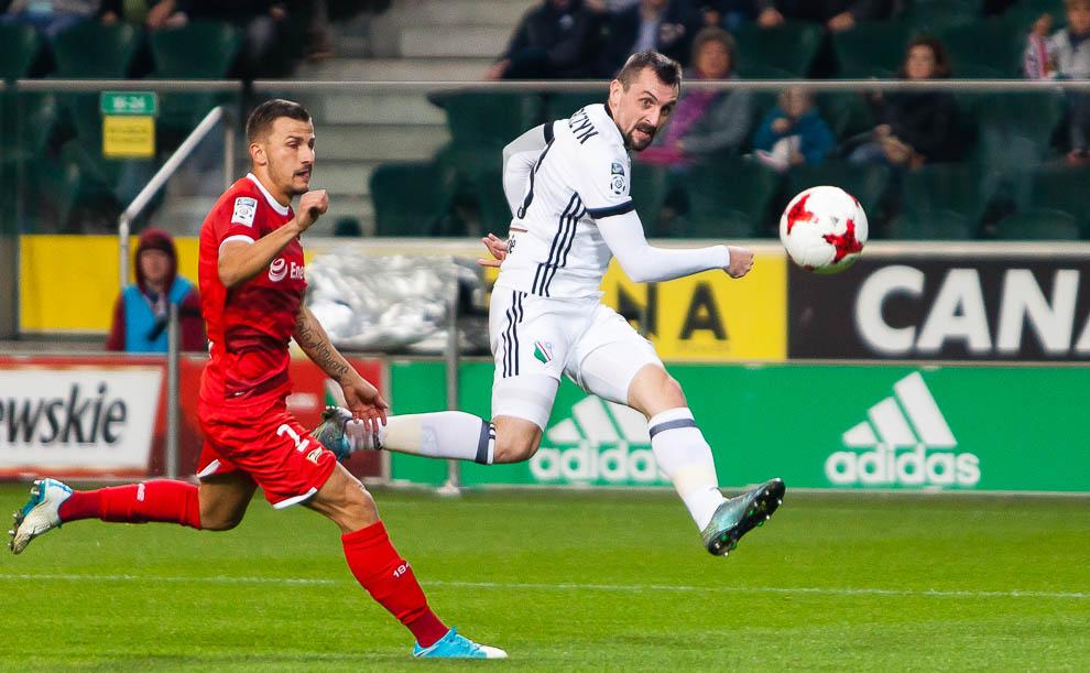 Legia Warszawa 1-0 Lechia Gdańsk - fot. Piotr Galas (zdjęcie 15 z 53)