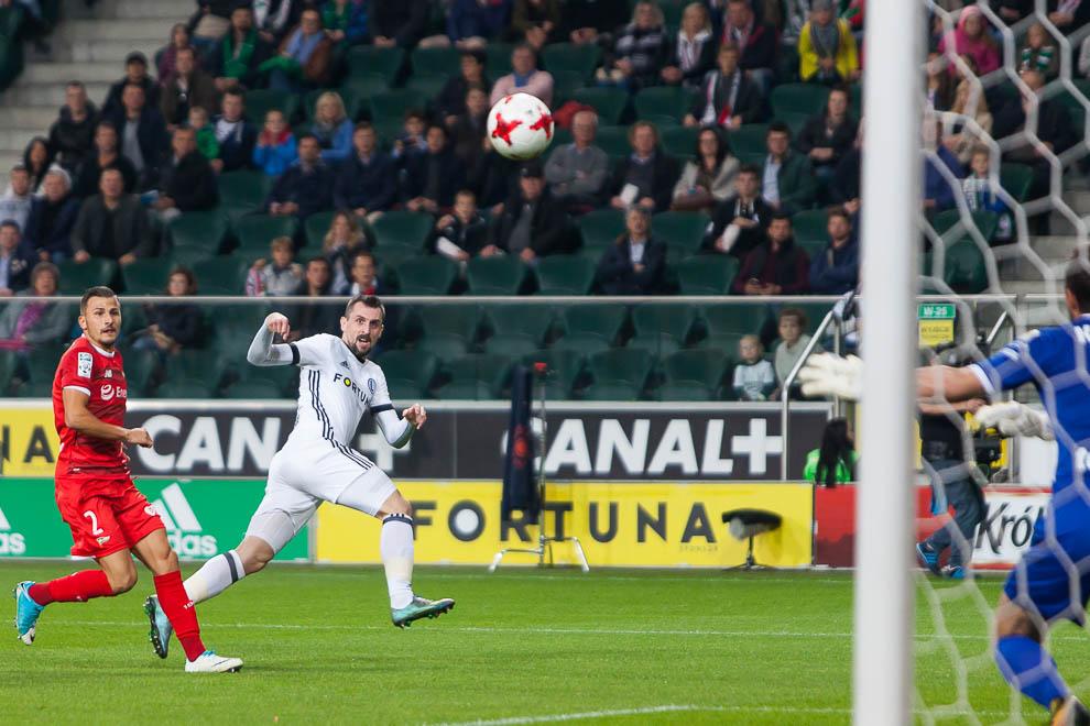 Legia Warszawa 1-0 Lechia Gdańsk - fot. Piotr Galas (zdjęcie 16 z 53)