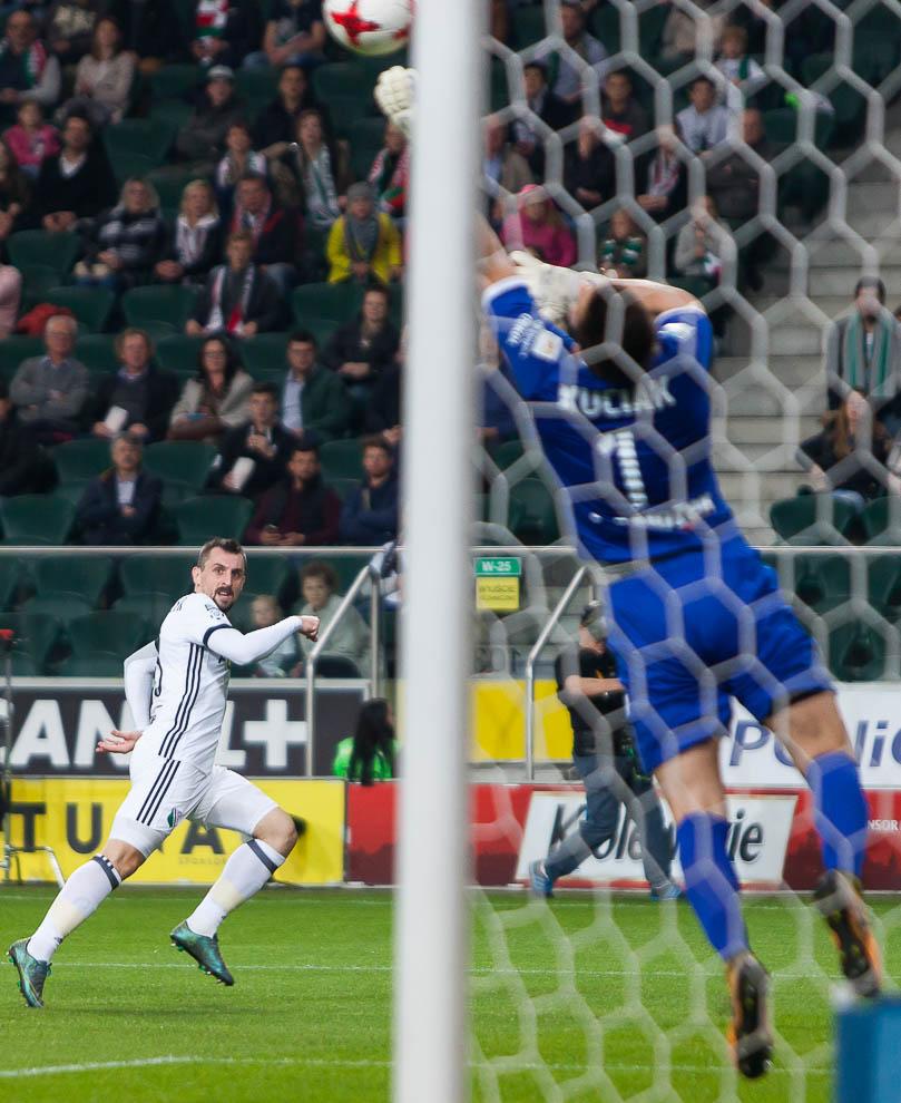 Legia Warszawa 1-0 Lechia Gdańsk - fot. Piotr Galas (zdjęcie 17 z 53)