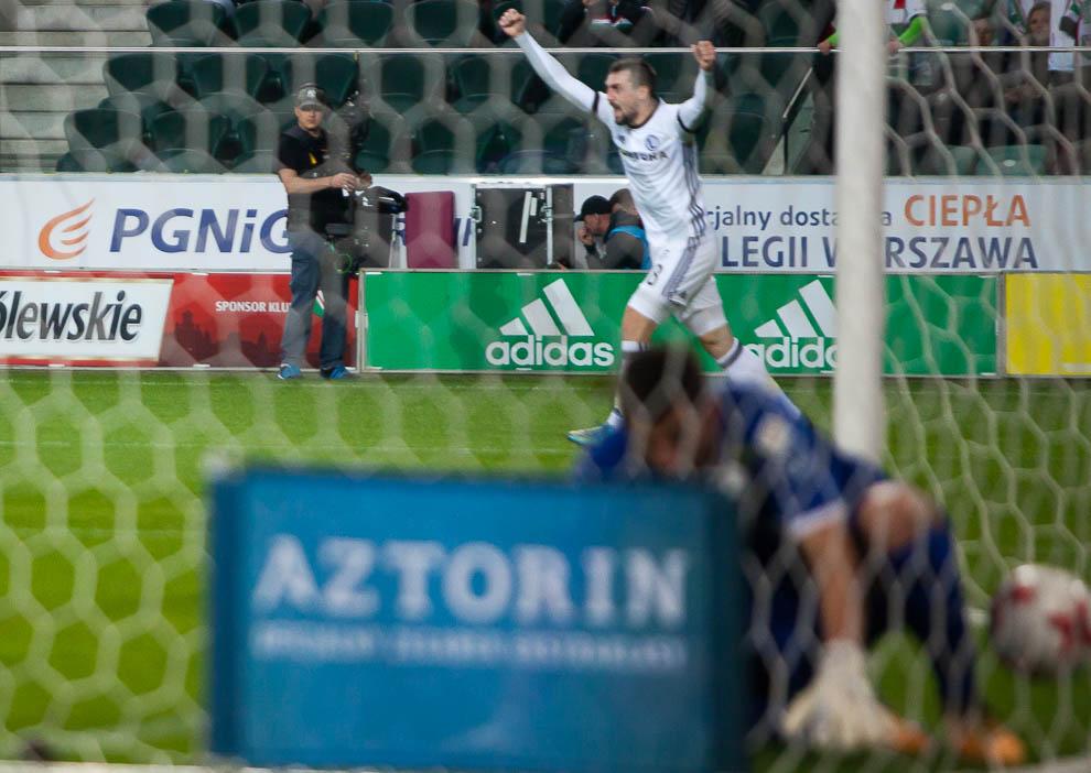 Legia Warszawa 1-0 Lechia Gdańsk - fot. Piotr Galas (zdjęcie 18 z 53)