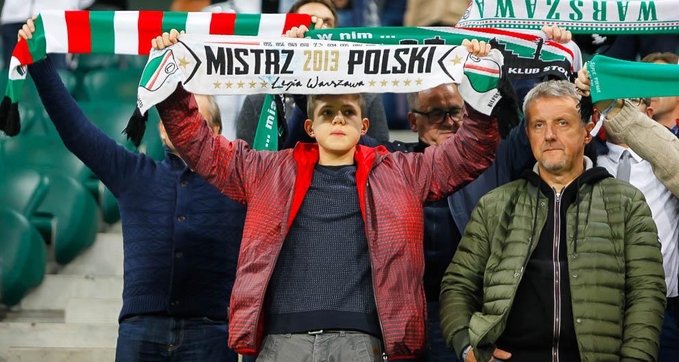 Legia Warszawa 1-0 Lechia Gdańsk - fot. Piotr Galas (zdjęcie 2 z 53)