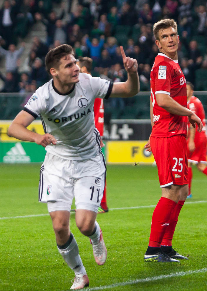Legia Warszawa 1-0 Lechia Gdańsk - fot. Piotr Galas (zdjęcie 20 z 53)