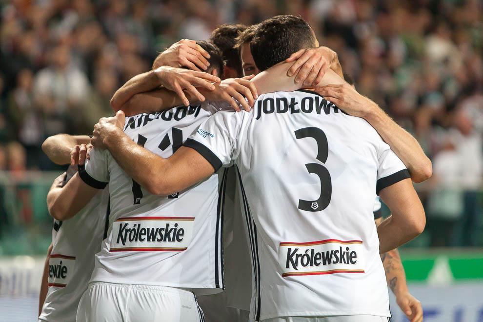 Legia Warszawa 1-0 Lechia Gdańsk - fot. Piotr Galas (zdjęcie 21 z 53)