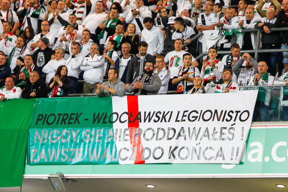 Legia Warszawa 1-0 Lechia Gdańsk - fot. Piotr Galas (zdjęcie 24 z 53)