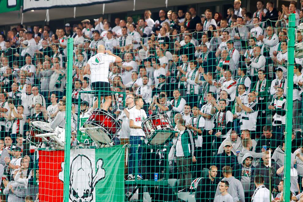 Legia Warszawa 1-0 Lechia Gdańsk - fot. Piotr Galas (zdjęcie 25 z 53)