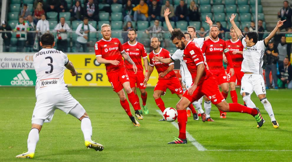 Legia Warszawa 1-0 Lechia Gdańsk - fot. Piotr Galas (zdjęcie 26 z 53)