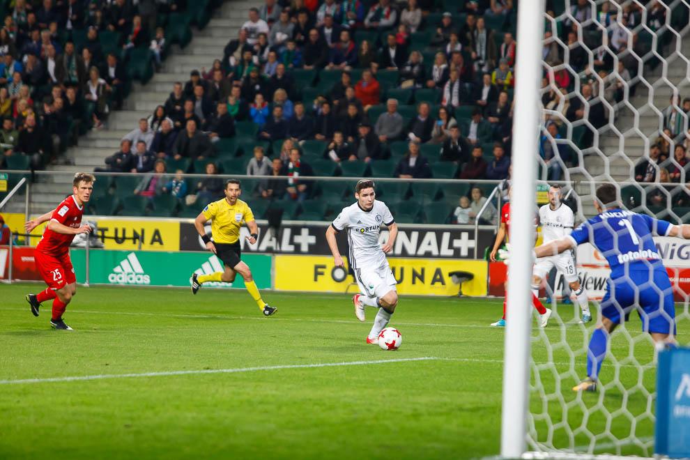 Legia Warszawa 1-0 Lechia Gdańsk - fot. Piotr Galas (zdjęcie 28 z 53)