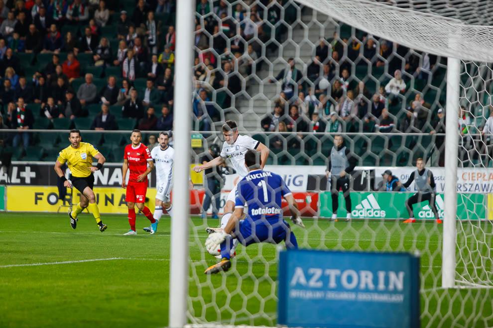 Legia Warszawa 1-0 Lechia Gdańsk - fot. Piotr Galas (zdjęcie 29 z 53)