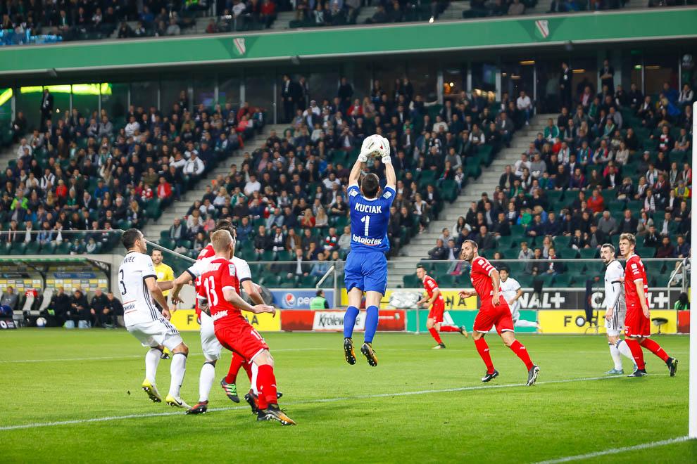 Legia Warszawa 1-0 Lechia Gdańsk - fot. Piotr Galas (zdjęcie 30 z 53)