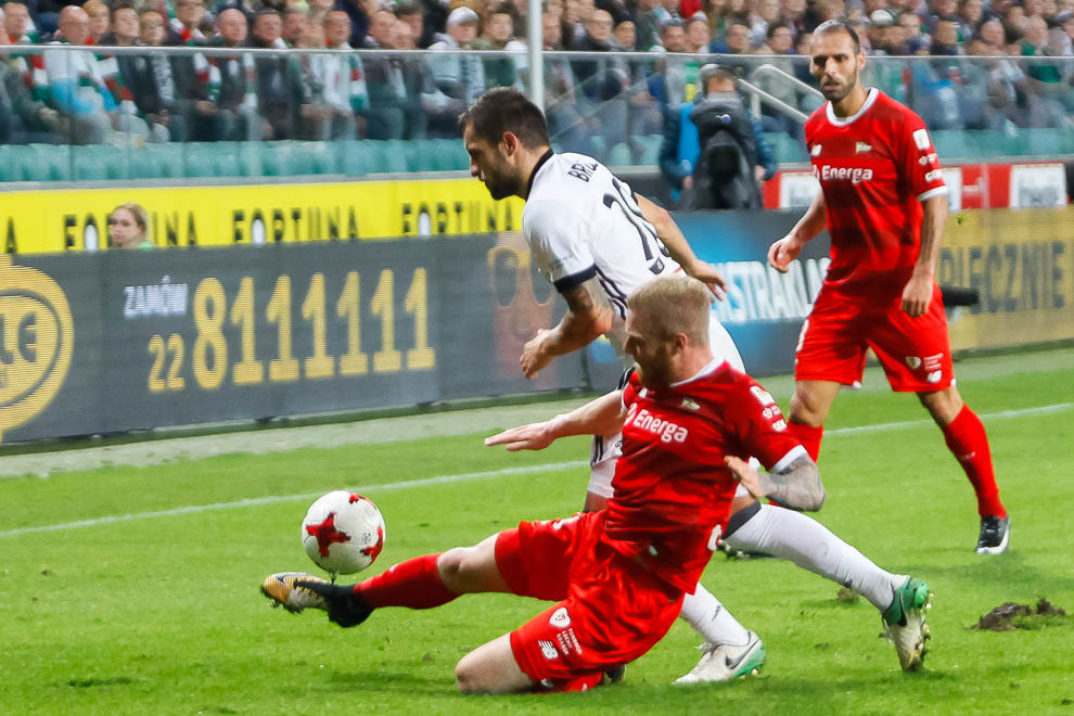 Legia Warszawa 1-0 Lechia Gdańsk - fot. Piotr Galas (zdjęcie 31 z 53)