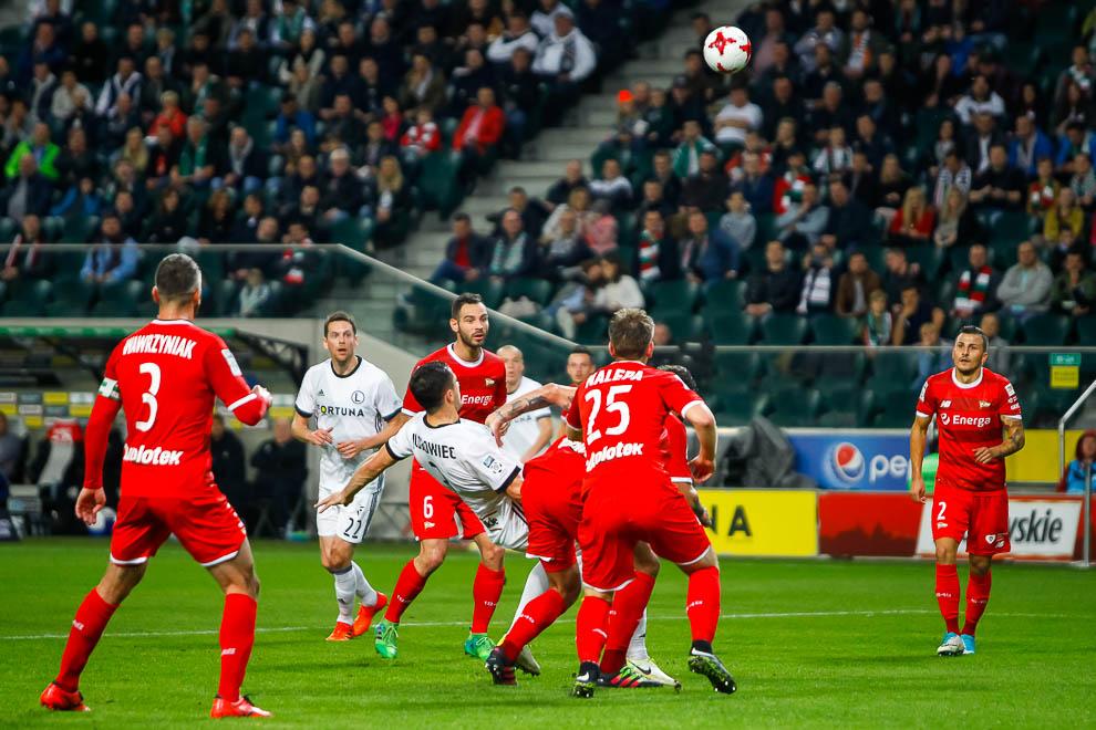 Legia Warszawa 1-0 Lechia Gdańsk - fot. Piotr Galas (zdjęcie 32 z 53)