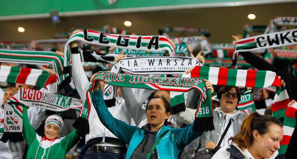 Legia Warszawa 1-0 Lechia Gdańsk - fot. Piotr Galas (zdjęcie 34 z 53)