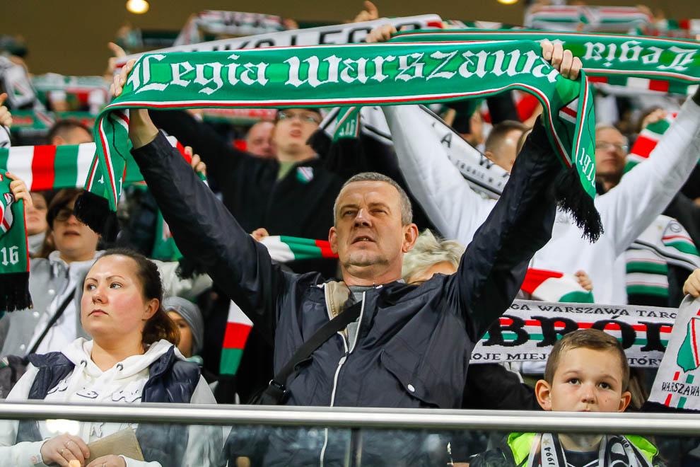 Legia Warszawa 1-0 Lechia Gdańsk - fot. Piotr Galas (zdjęcie 35 z 53)