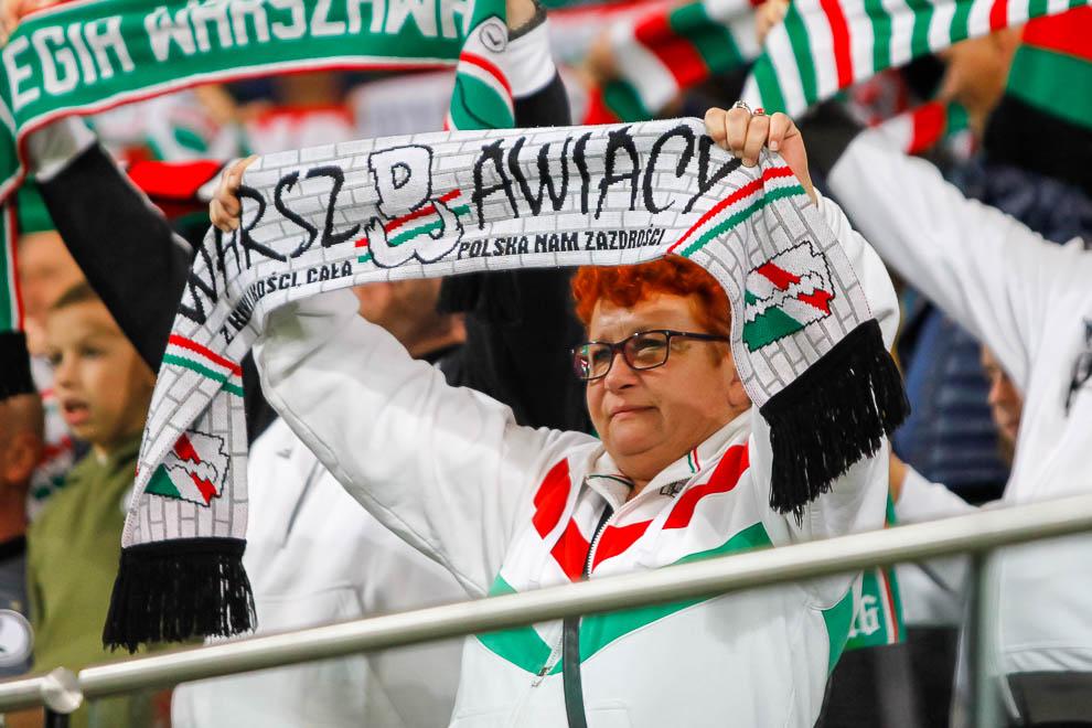 Legia Warszawa 1-0 Lechia Gdańsk - fot. Piotr Galas (zdjęcie 36 z 53)