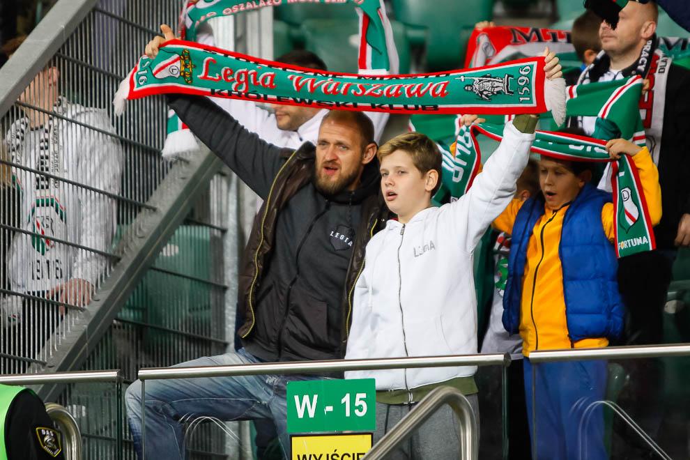 Legia Warszawa 1-0 Lechia Gdańsk - fot. Piotr Galas (zdjęcie 37 z 53)