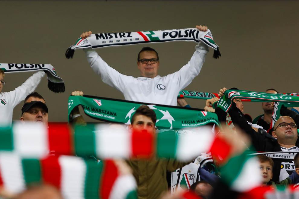 Legia Warszawa 1-0 Lechia Gdańsk - fot. Piotr Galas (zdjęcie 38 z 53)