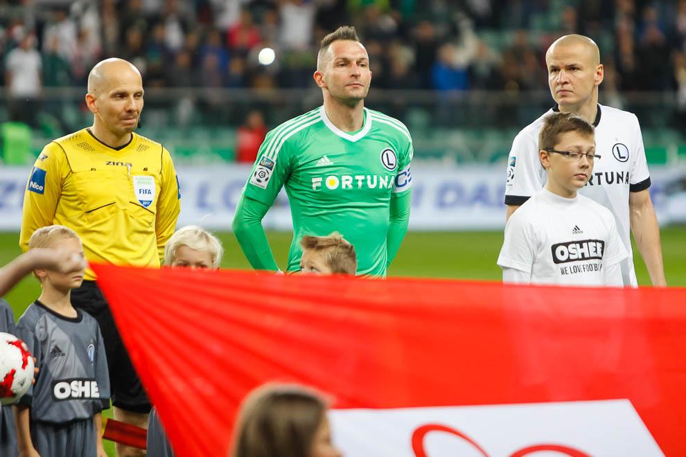Legia Warszawa 1-0 Lechia Gdańsk - fot. Piotr Galas (zdjęcie 4 z 53)