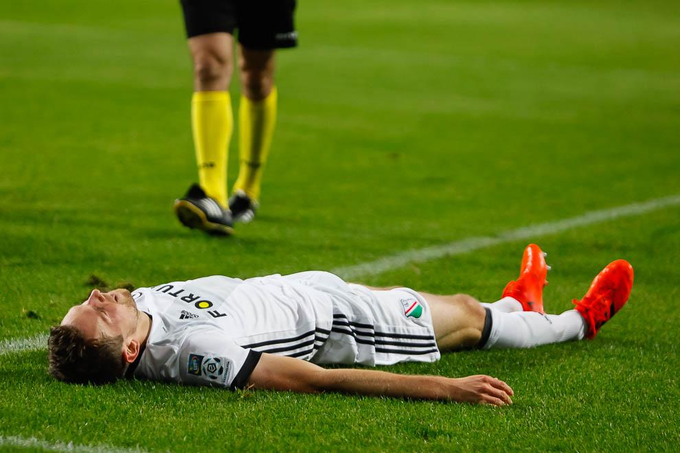 Legia Warszawa 1-0 Lechia Gdańsk - fot. Piotr Galas (zdjęcie 40 z 53)