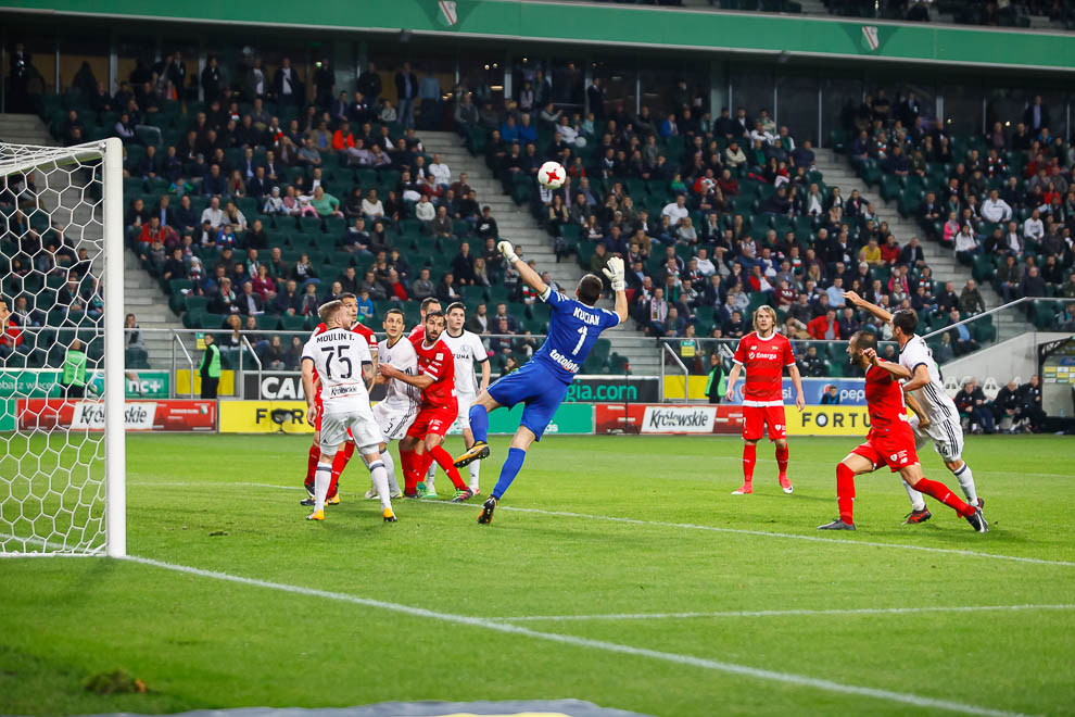 Legia Warszawa 1-0 Lechia Gdańsk - fot. Piotr Galas (zdjęcie 47 z 53)
