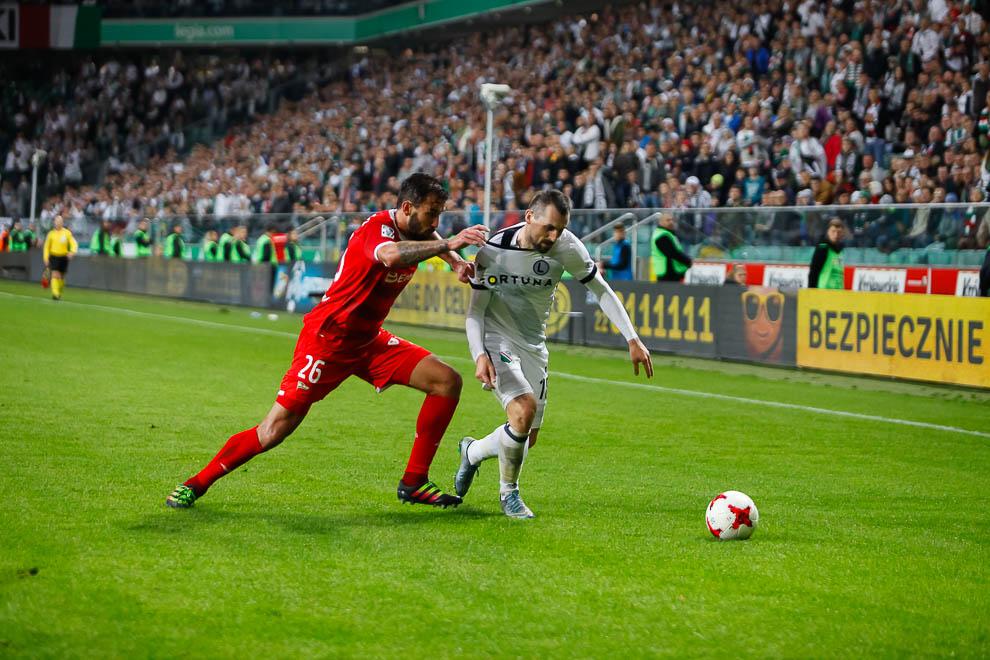 Legia Warszawa 1-0 Lechia Gdańsk - fot. Piotr Galas (zdjęcie 48 z 53)