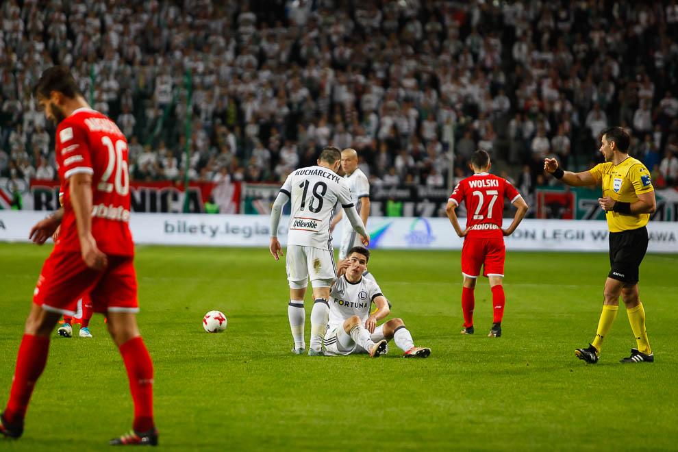 Legia Warszawa 1-0 Lechia Gdańsk - fot. Piotr Galas (zdjęcie 49 z 53)