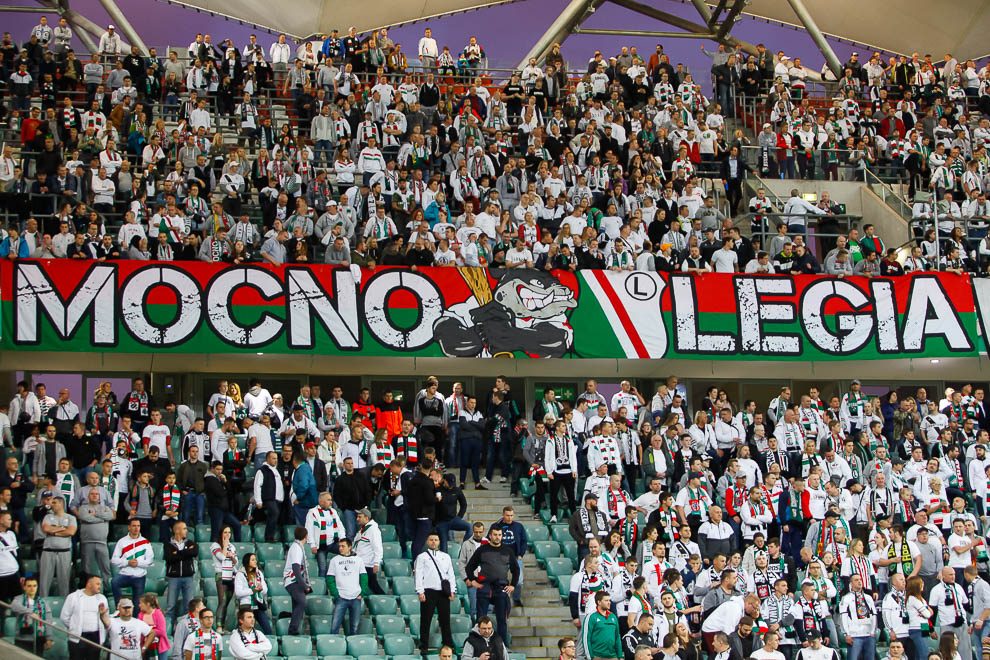 Legia Warszawa 1-0 Lechia Gdańsk - fot. Piotr Galas (zdjęcie 9 z 53)