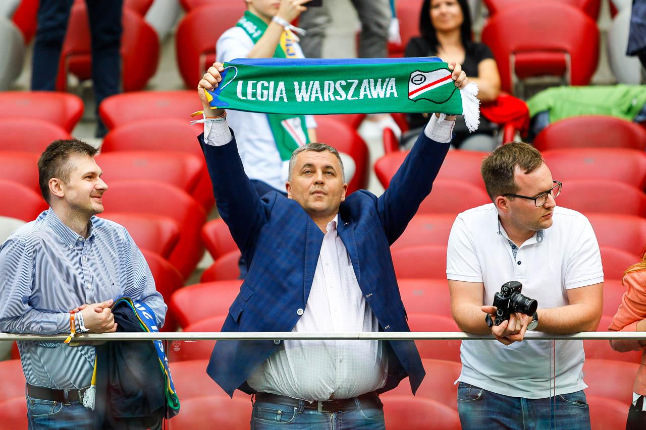 Arka Gdynia 1-2 Legia Warszawa - fot. Piotr Galas (zdjęcie 102 z 142)
